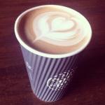 mocha @ Te Aro Coffee
